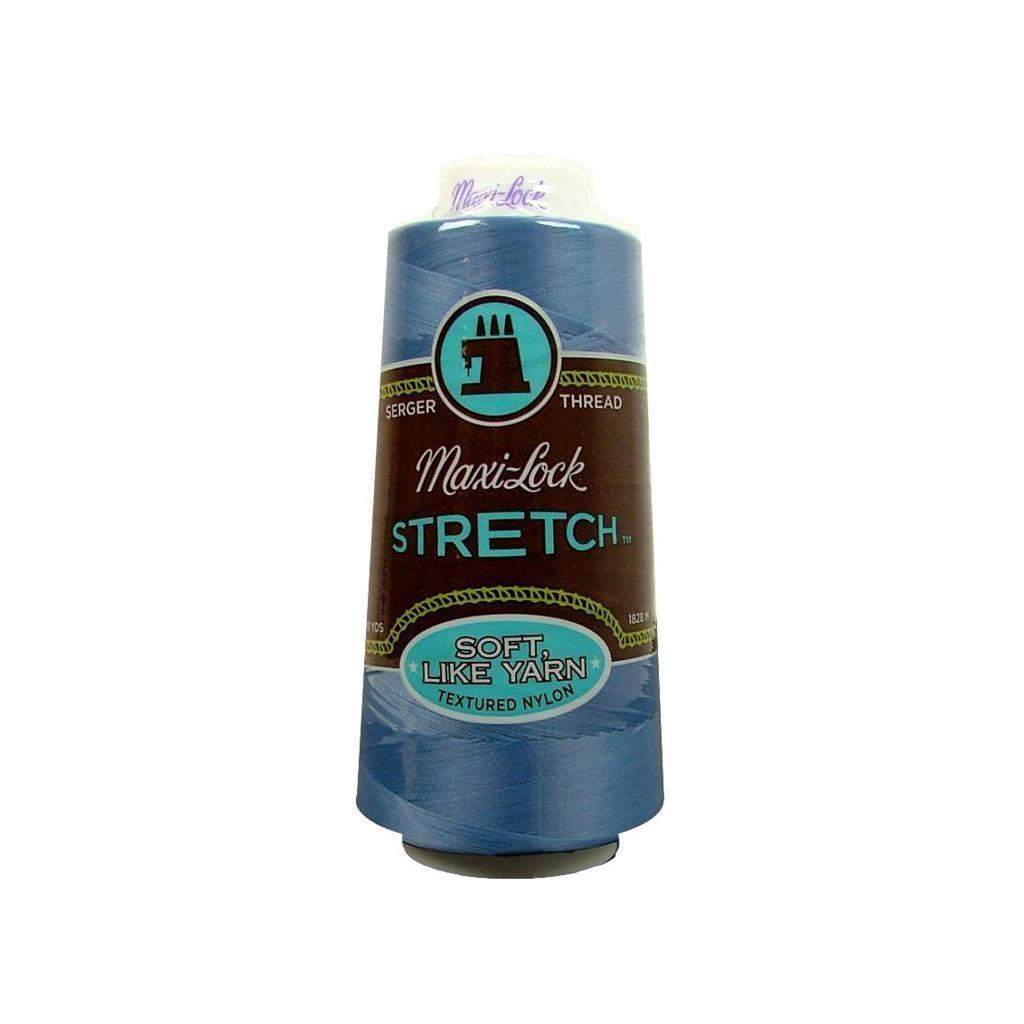 American & Efird Maxi Lock Stretch Thread 2000yd Chicory ...