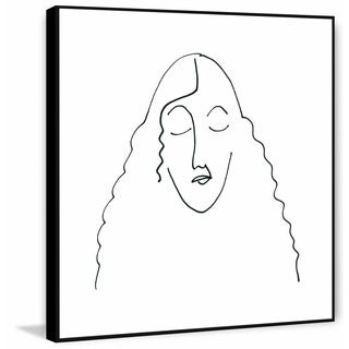 Marmont Hill - Handmade Front Face Floater Framed Print on Canvas