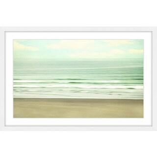 'Calm' Framed Painting Print