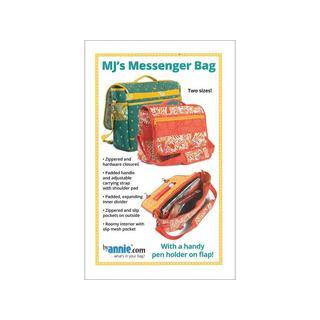 By Annie MJ's Messenger Bag Ptrn