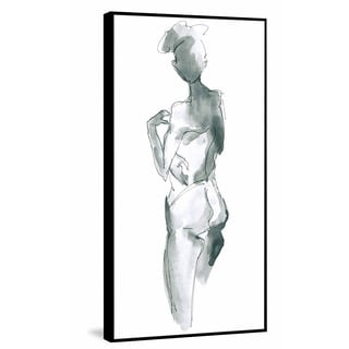Marmont Hill - Handmade Only Me Floater Framed Print on Canvas