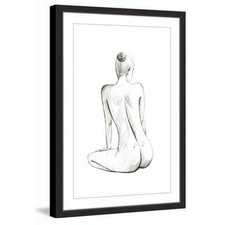 Marmont Hill - Handmade Uncertainty Framed Print