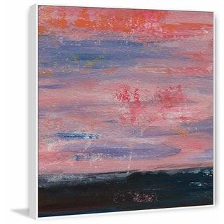 Marmont Hill - Handmade Vanished Floater Framed Print on Canvas