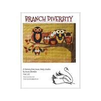 Swan Amity Studios Branch Diversity Pattern