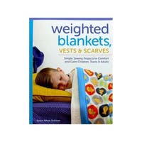 Spring House Press Weighted Blankets,Vests&ScrvsBook