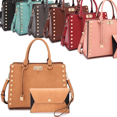 e0e316fb7686 Buy Magnet Satchels Online at Overstock | Our Best Shop By Style Deals