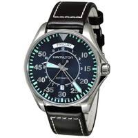 Hamilton  Khaki Aviation Men's Blue Dial Watch