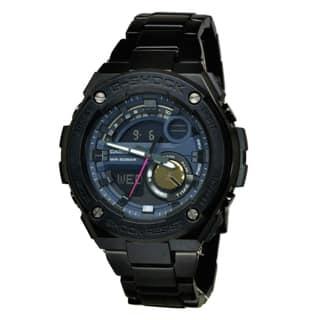 Casio GST-200RBG-1ADR G-Shock Men's Black Dial Watch|https://ak1.ostkcdn.com/images/products/18259389/P24396034.jpg?impolicy=medium