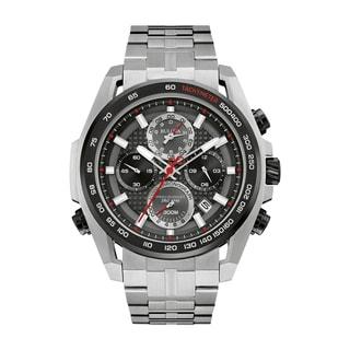 Bulova Men's 98B270 Precisionist Stainless Chronograph Bracelet Watch