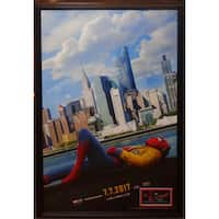 Spider-Man Homecoming - Signed Movie Poster