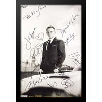 Skyfall: James Bond - Signed Movie Poster