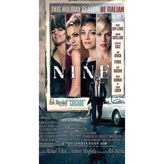 Nine Movie - Signed Movie Poster