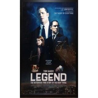 Legend - Signed Movie Poster