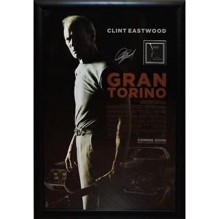 Gran Torino - Signed Movie Poster