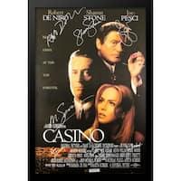 Casino - Signed Movie Poster