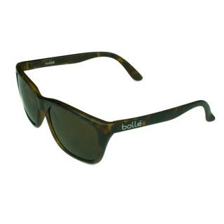 Bolle Fashion Unisex 527 12060 Matte Tortoise w/ Nonpolarized TLB Dark Lens Sunglasses