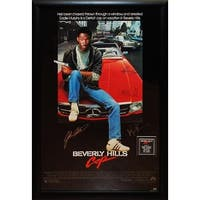Beverly Hills Cop -  Signed Movie Poster