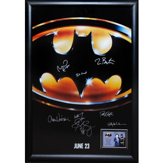 Batman - Signed Movie Poster