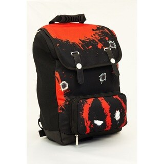 Deadpool Canvas Backpack