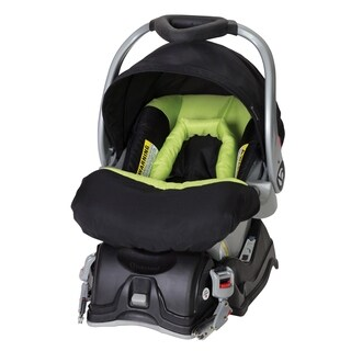 Baby Trend EZ Flec Loc Infant Car Seat,30lb,Spring Green