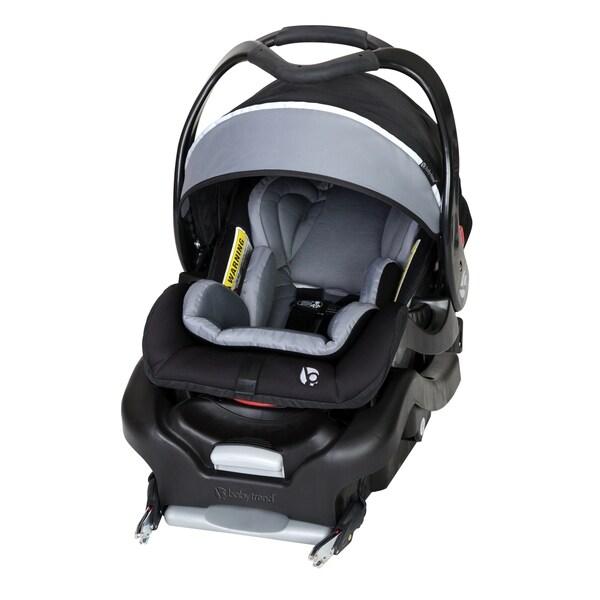 Baby Trend Secure Snap Tech Infant Car Seat, 32lb,Zinc