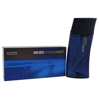 Kenzo Homme Night Men's 3.4-ounce Eau de Toilette Spray