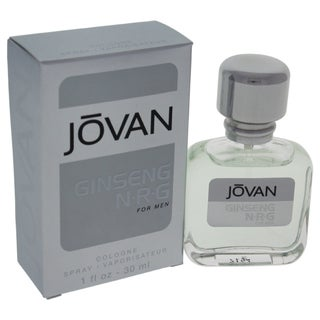 Jovan Ginseng N.R.G Men's 1-ounce Cologne Spray