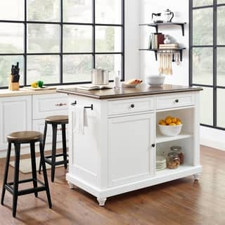Buy With Seating Kitchen Islands Online at Overstock.com ...