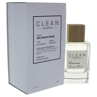 Clean Reserve Skin Unisex 3.4-ounce Eau de Parfum Spray