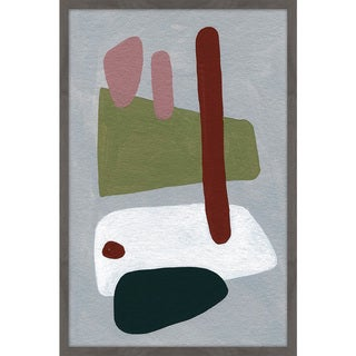 Link to Marmont Hill - Handmade Conceptual Framed Print Similar Items in Art Prints
