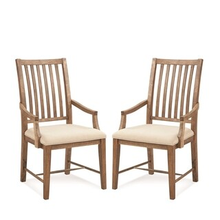 South Mountain Farmhouse Arm Chairs (Set of 2)
