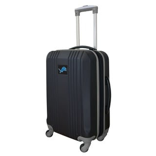 NFL Detroit Lions  Luggage Carry-on 21in Hardcase two-tone Spinner 100% ABS in Gray