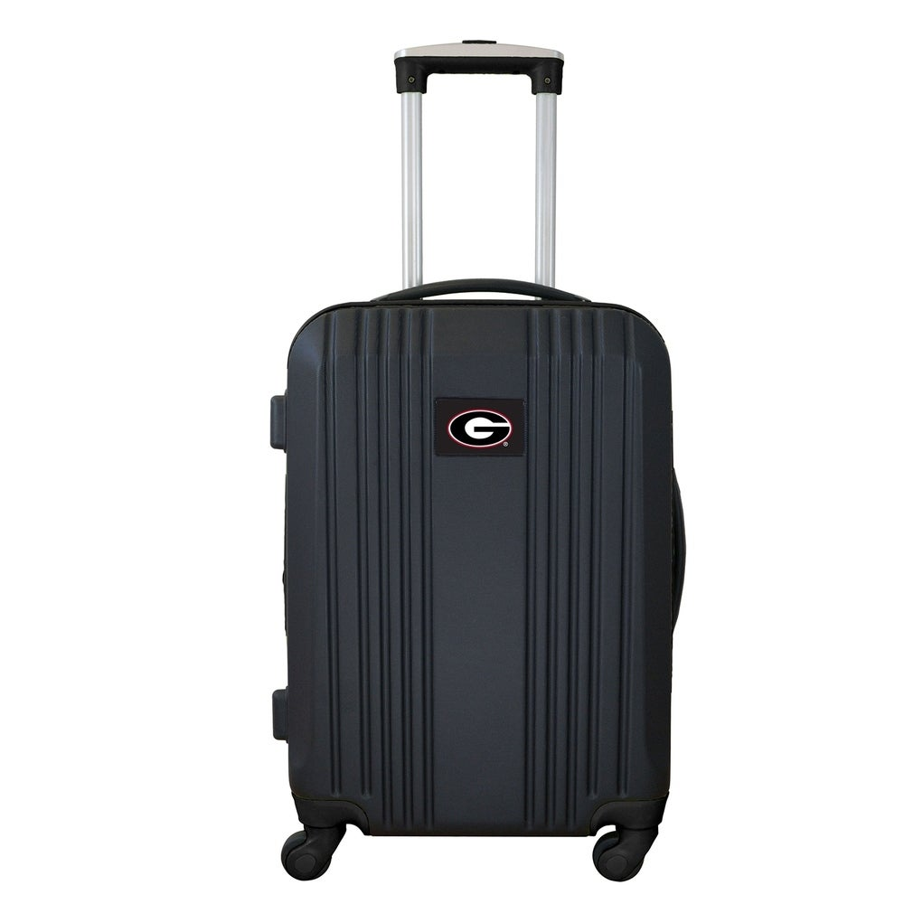 Swissgear 7768 20 Expandable Carry On Spinner Luggage Black Solid Spinner Polyester Softsided From Overstock Com Ibt Shop
