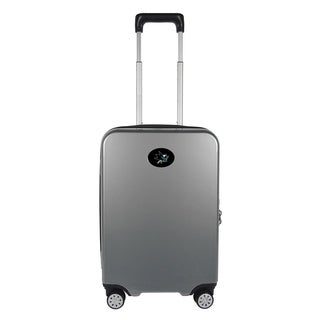 NHL San Jose Sharks Luggage Carry-on 22in Hardcase spinner 100% PC in Gray