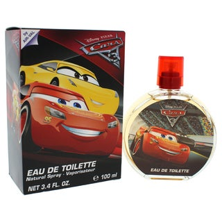 Disney Pixar Cars 3 3.4-ounce Eau de Toilette Spray
