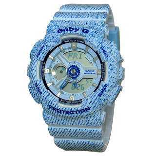 Casio G-Shock BA110DC-2A3 Women's Grey Dial Watch