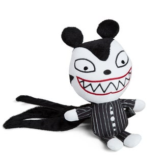Disney Nightmare Before Christmas Scary Teddy Plush Dog Toy (Collectors Edition)