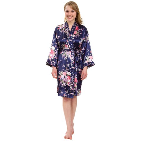 d3aa0f8c8 Buy Leisureland Pajamas & Robes Online at Overstock | Our Best ...