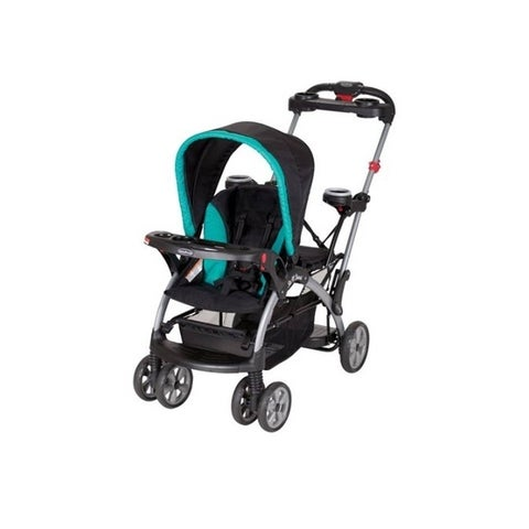 Baby Trend Sit n Stand Stroller, Tropic