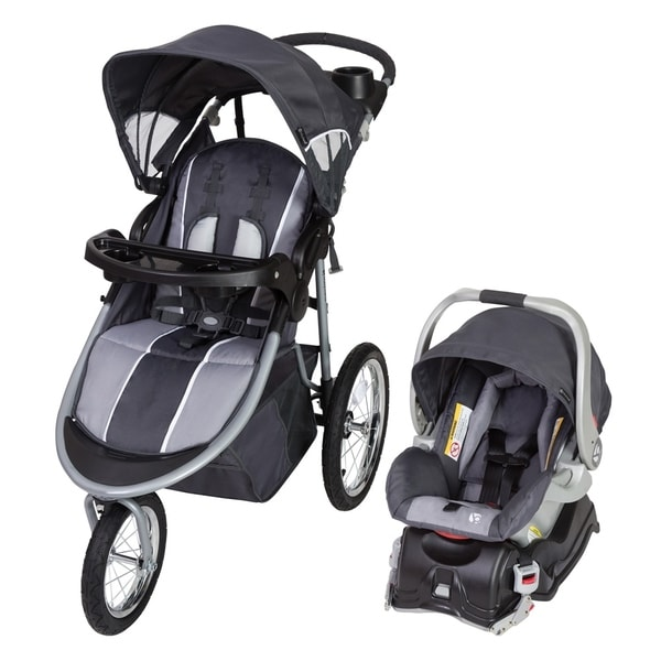 Shop Baby Trend Cityscape Jogger Travel System, Moonstone ...