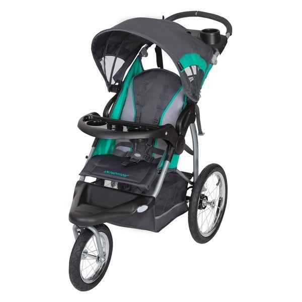 Shop Baby Trend Expedition RG Jogger Stroller, Emerald ...