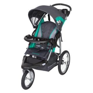 Baby Trend Expedition RG Jogger Stroller, Emerald|https://ak1.ostkcdn.com/images/products/18265578/P24401323.jpg?impolicy=medium