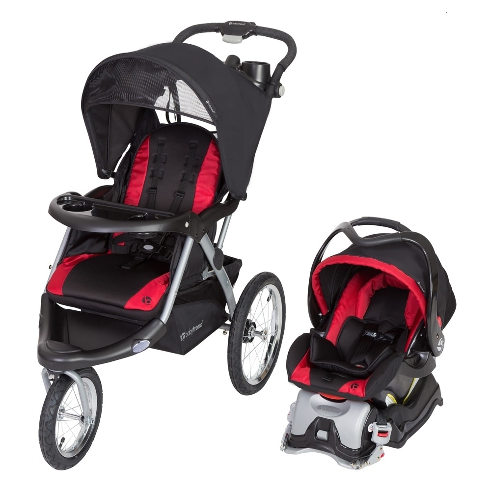Baby Trend Expedition Glx Jogger Travel System Firestone