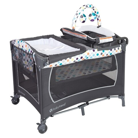 Baby Trend Lil Snooze Nursery Center, Ions