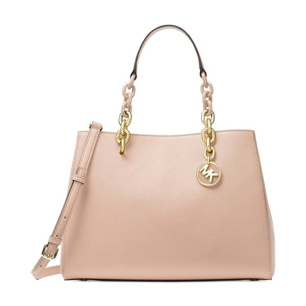 f3757cd85a551 Shop MICHAEL Michael Kors Cynthia Medium Convertible Satchel Soft ...