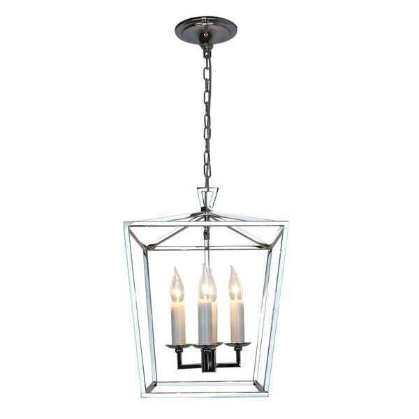The Pentagonal Kitchen Foyer Pendant Chandelier