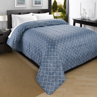 Iconic Printed Down Alternative Ultra Lightweight Comforter
