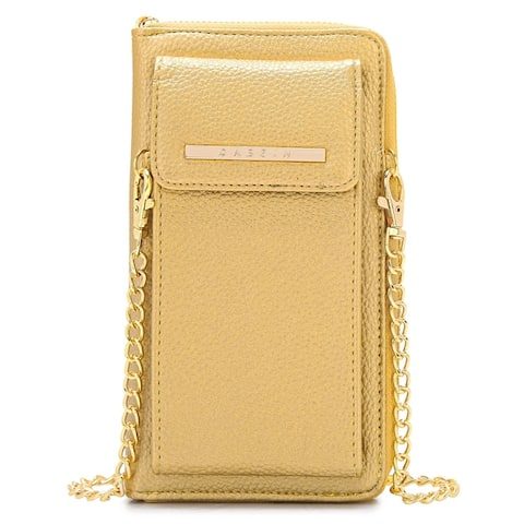 b7b3f3dd7bd Buy Gold Women's Wallets Online at Overstock | Our Best Wallets Deals