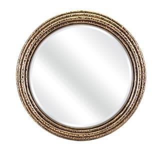Oralia Elegant Gold Mirror