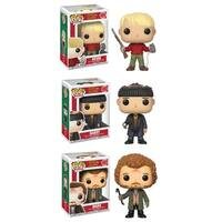 Funko POP! Movies Home Alone Collectors Set; Kevin, Harry, Marv